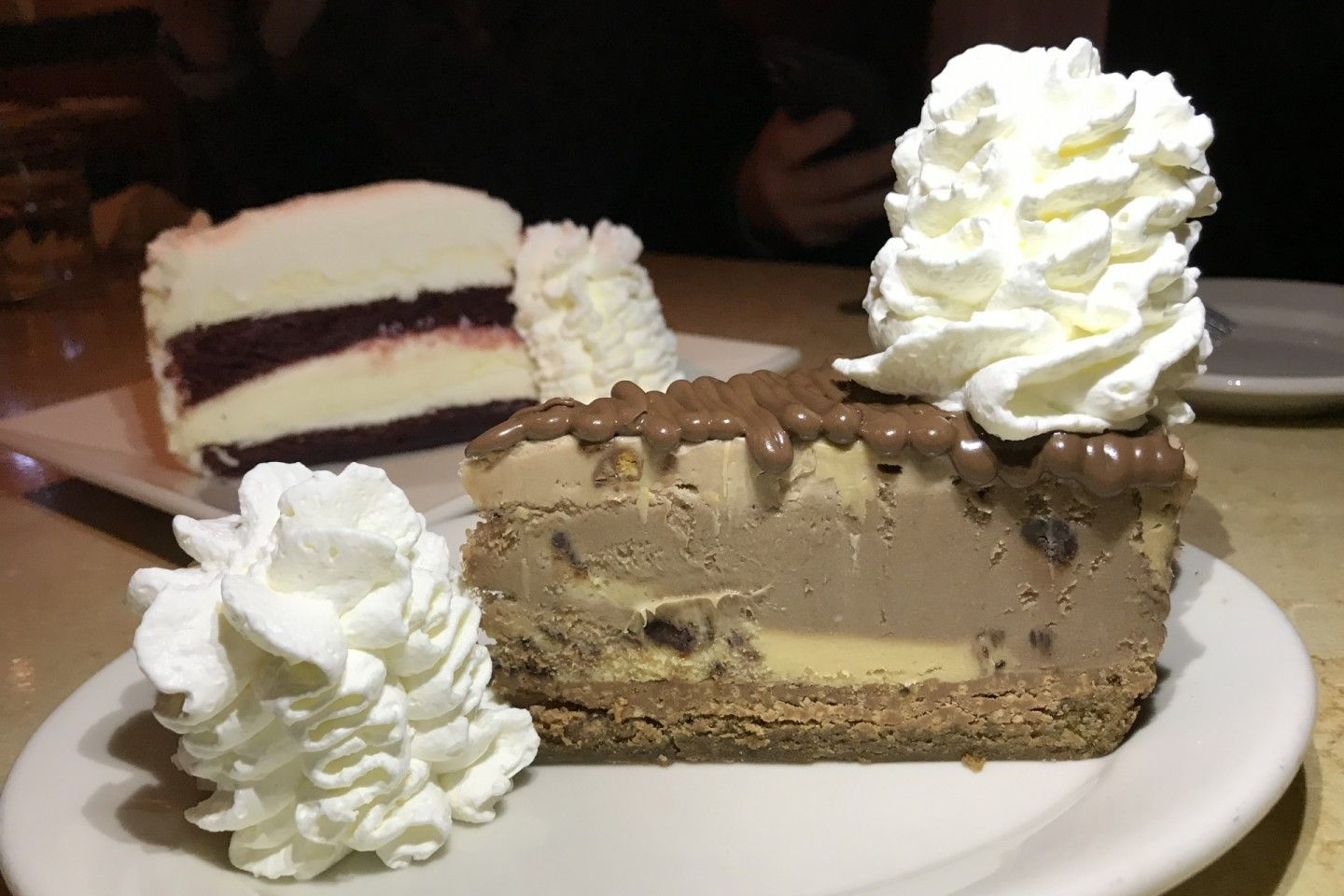 Cheesecake Factory 尖沙咀