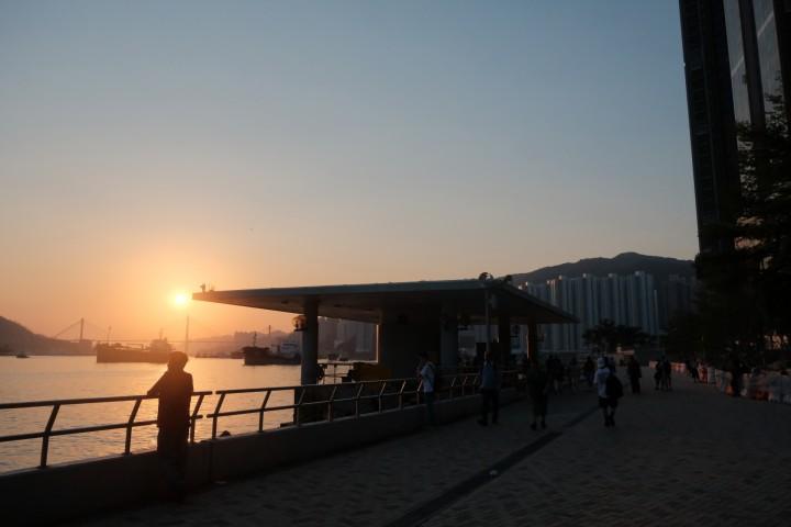 荃灣海濱公園長廊 荃灣
