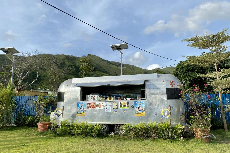 park nature 露營車