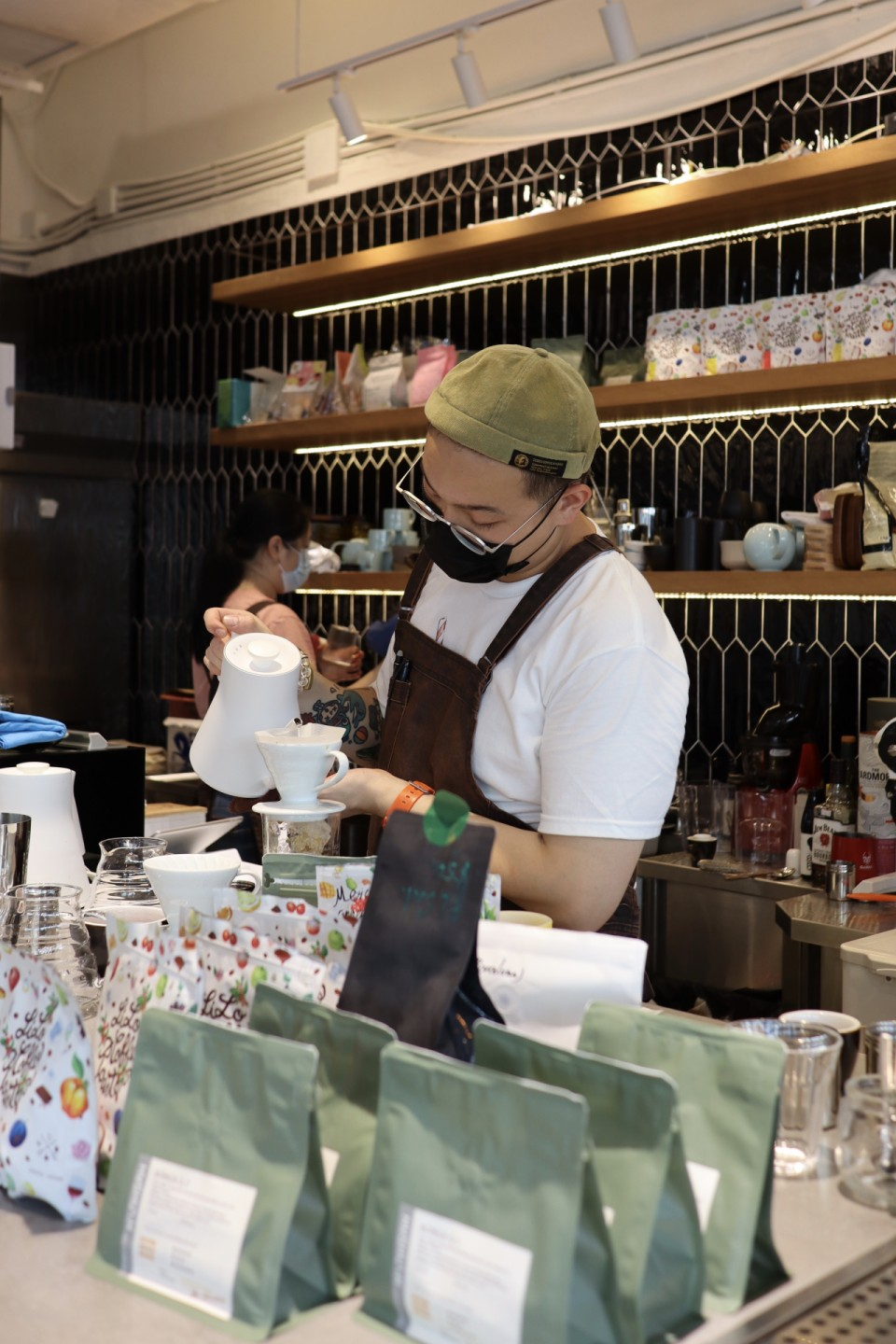 Flow Coffee Bar 深水埗