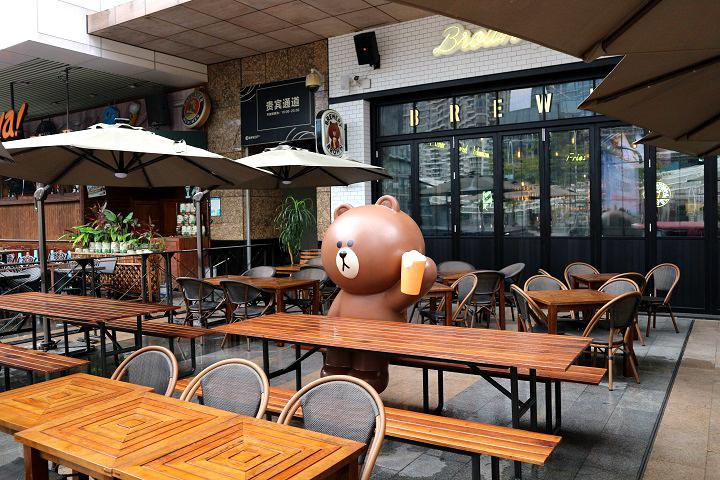 line friends cafe & store 深圳