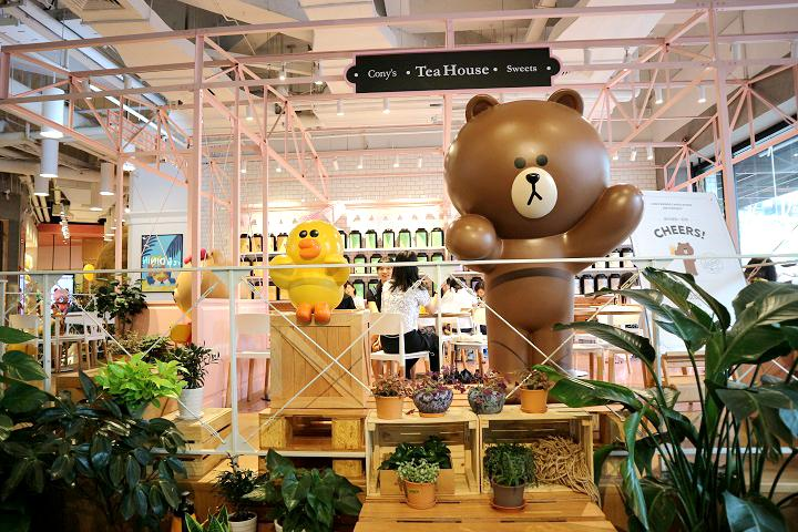 Line Friends Cafe & Store 深圳
