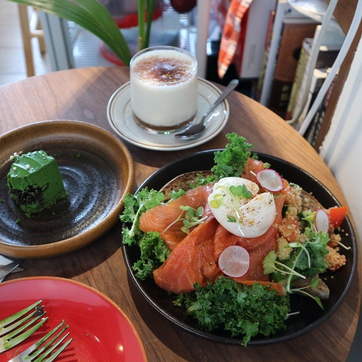 Lucy Coffee n Food 長沙灣