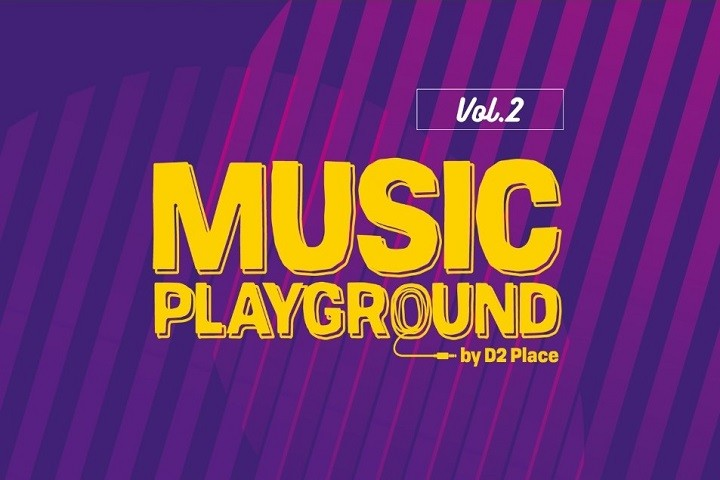 Music Playground Vol.2