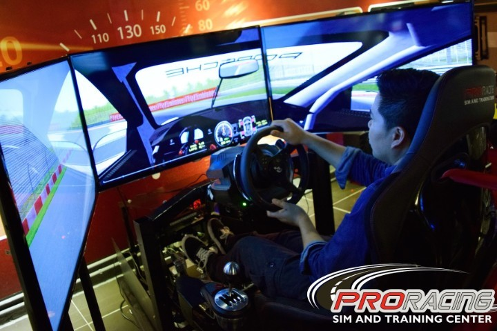 ProRacing Simulation  and Training Center 觀塘