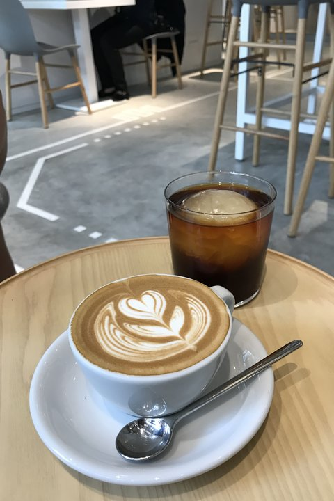 NOC Coffee Co.西營盤