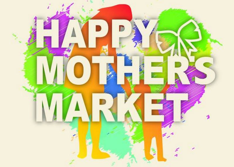 Happy Mother's Market@D2 Place