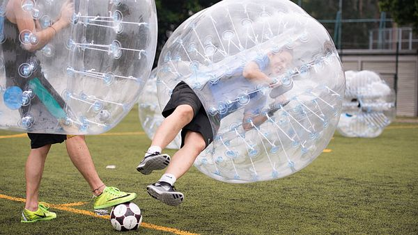 Bubble Soccer Hong Kong 泡泡足球