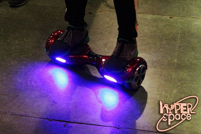 hyperspace Hoverboard