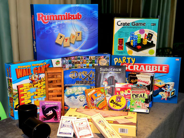 Znozz Board Games