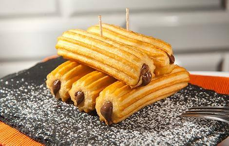 Churros d'Amour