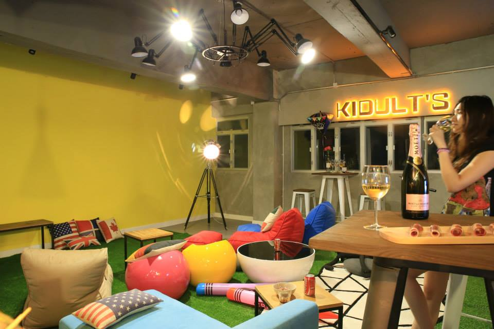 Kidult's Party Room