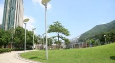 東涌北公園.人流極少的大型休憩公園