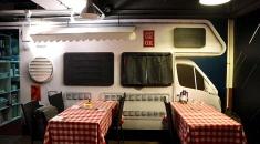 Acapella.露營車主題餐廳