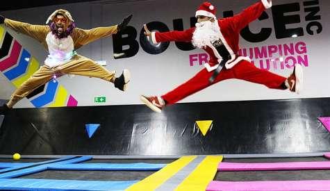 BOUNCE聖誕節活動2016
