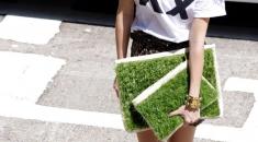 Glush.草皮手袋