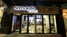 HMV Kafe  (已結業)