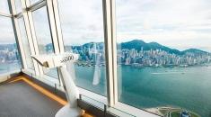 天際100.香港觀景台 Sky100