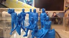 3D人像打印