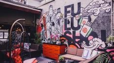 Fu Lu Shou Rooftop Bar 福祿壽酒吧 + 食店