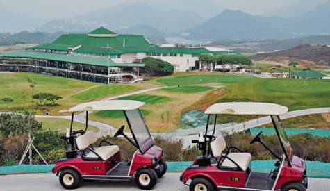滘西洲高爾夫球場