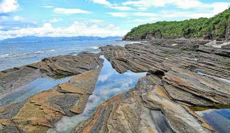 東平洲奇石之旅