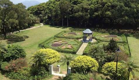 山頂公園.香港人的Secret Garden
