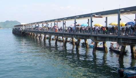 西貢碼頭 Sai Kung Pier