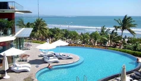 峇里酒店 Sheraton Bali Kuta Resort. 庫塔. 峇里島自由行. 第十站
