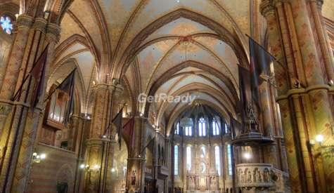 馬提亞斯教堂.布達佩斯自由行
