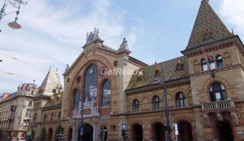 布達佩斯中央市場.布達佩斯自由行