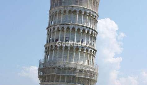 比薩斜塔.比薩.意大利自由行.第二十一站