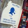 福爾摩斯博物館 Sherlock Holmes Museum.倫敦自由行.第三站