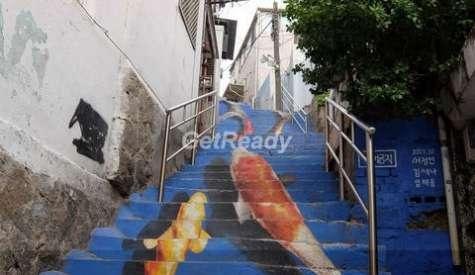 惠化壁畫村.惠化站.首爾自由行.第十站